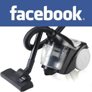 Facebook concentrar lo social
