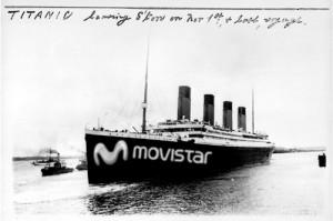 Titanic Movistar