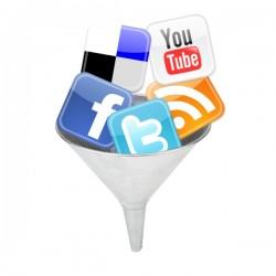 Embudo Redes Sociales